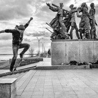 прыжок :: Вячеслав Берёзкин