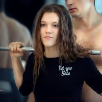 Спорт как образ жизни :: Евгения Малютина