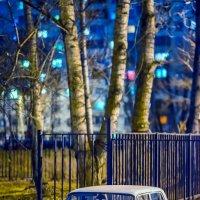 Ночное умиротворение :: Игорь Герман