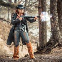 Охотница на ведьм :: Виктор Седов