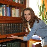 Библиотекарь-52. :: Руслан Грицунь