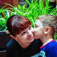 любовь к маме :: Ольга Елина