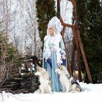 Царевна зима :: Оксана Сафонова