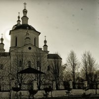 Троицкая церковь. :: Екатерррина Полунина