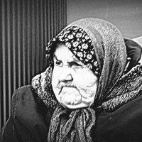 Осень Жизни.. (портрет пожилой Женщины..) :: Эдвард Фогель