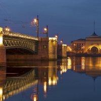 Дворцовый мост + :: Valerii Ivanov