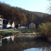 Утро в деревне... :: Эдвард Фогель