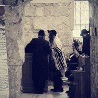 Синагога у гробницы царя Давида :: Ingwar