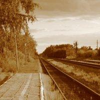Где то... :: Дмитрий