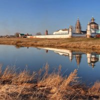 Бобренев монастырь :: Константин
