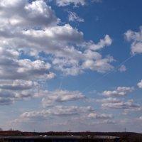 Небо в облаках :: Alexander Andronik