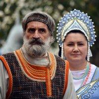 На фестивале. :: Владимир Батурин