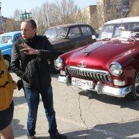 Иностранные машины не покупаем :: Александр Алексеев