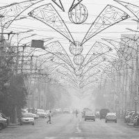 В городе смог :: Борис Приходько