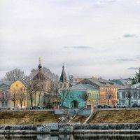 Весна на Волге :: Виктор Калабухов