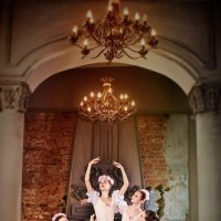 Вдохновение балетом :: Oksana ФотоСова