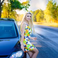 яркая дорога :: Dorin Trofimov