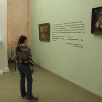 В музее. :: Наталья