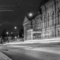 вечернее движение :: Виктор Зенин