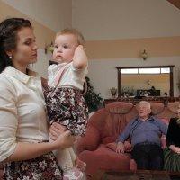 Три поколения. :: Larisa Gavlovskaya
