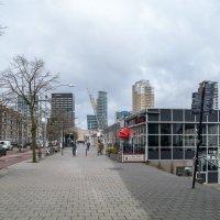 Район порта, Роттердам :: Witalij Loewin
