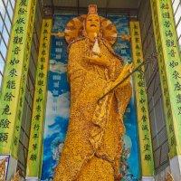 Вьетнам. Далат. Пагода Линь Фуок. Храм Бодхисаттвы Гуань Ин :: Минихан Сафин