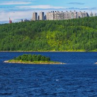 Мурманск. Озеро Большое. :: kolin marsh
