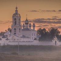 Монастырь Животворящего Креста Господня :: Елена Решетникова
