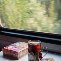 В поезде :: Алеся Юрьевна