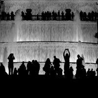 Барселонские силуэты :: Oxana Morozova