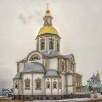 Собор Благовещения Пресвятой Богородицы. :: Марина Назарова