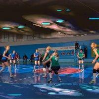 Ужас в спортивном зале :: Валентин Кузьмин