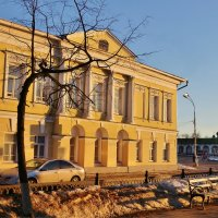 Желтый дом  ... :: Святец Вячеслав