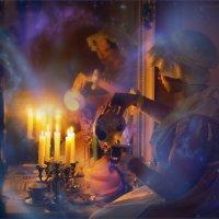 Магия вечера... :: Виктор Перякин