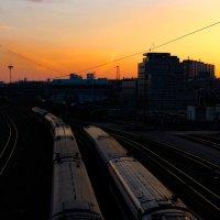 закат :: Николай П