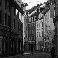 старый город :: Anrijs Slišāns