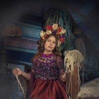 Русская краса :: Анастасия Бембак