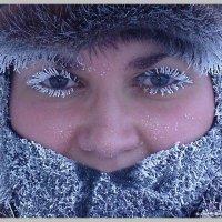 Зимняя косметика :: Сергей Докукин