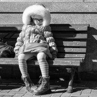 Когда мама задерживается :: Александр Степовой