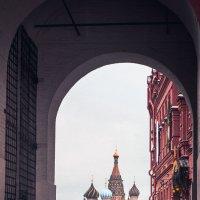Кремль. Храм Василия Блаженного :: Евгения Назарова