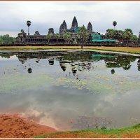 Великий храм Ангкор :: Евгений Печенин