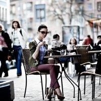 Утренний кофе :: Серега Богомоленков