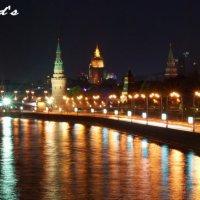 вечерняя Москва :: Серега Богомоленков