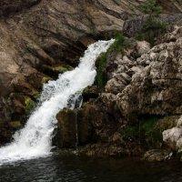 Водопад, п.Белово :: Ekaterina Klimova