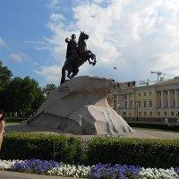 Медный всадник :: Юлия Васильева