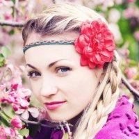 Dans une attente un printemps... :: Анастасия Суслова