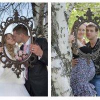 До и после:) :: Любовь Аполь