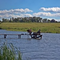 рыбаки :: Елена Котлярова