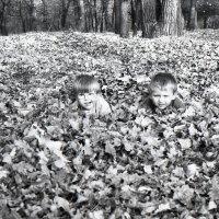 Осенняя прогулка :: Artem Dzyuba