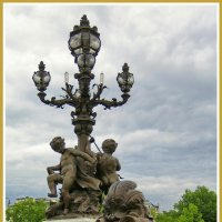 Мост Александра III :: Евгений Печенин